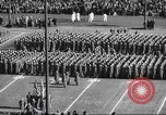 Image of Army Navy football game United States USA, 1949, second 43 stock footage video 65675062404