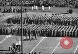 Image of Army Navy football game United States USA, 1949, second 44 stock footage video 65675062404