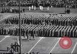 Image of Army Navy football game United States USA, 1949, second 47 stock footage video 65675062404