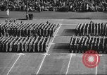 Image of Army Navy football game United States USA, 1949, second 52 stock footage video 65675062404