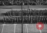 Image of Army Navy football game United States USA, 1949, second 59 stock footage video 65675062404