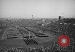 Image of Army Navy football game United States USA, 1949, second 25 stock footage video 65675062405