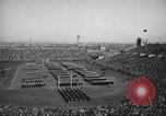 Image of Army Navy football game United States USA, 1949, second 28 stock footage video 65675062405