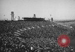 Image of Army Navy football game United States USA, 1949, second 32 stock footage video 65675062405