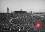 Image of Army Navy football game United States USA, 1949, second 34 stock footage video 65675062405