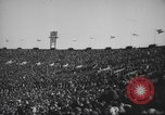Image of Army Navy football game United States USA, 1949, second 4 stock footage video 65675062406