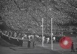 Image of Army Navy football game United States USA, 1949, second 17 stock footage video 65675062406