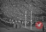 Image of Army Navy football game United States USA, 1949, second 18 stock footage video 65675062406
