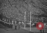 Image of Army Navy football game United States USA, 1949, second 19 stock footage video 65675062406