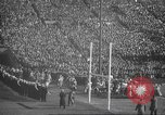 Image of Army Navy football game United States USA, 1949, second 20 stock footage video 65675062406