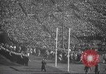 Image of Army Navy football game United States USA, 1949, second 21 stock footage video 65675062406