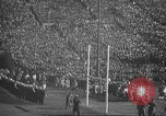 Image of Army Navy football game United States USA, 1949, second 22 stock footage video 65675062406