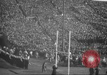Image of Army Navy football game United States USA, 1949, second 23 stock footage video 65675062406