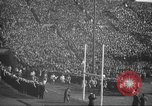 Image of Army Navy football game United States USA, 1949, second 24 stock footage video 65675062406