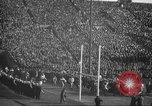 Image of Army Navy football game United States USA, 1949, second 25 stock footage video 65675062406