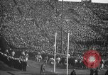 Image of Army Navy football game United States USA, 1949, second 26 stock footage video 65675062406