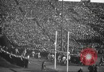 Image of Army Navy football game United States USA, 1949, second 27 stock footage video 65675062406