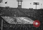 Image of Army Navy football game United States USA, 1949, second 28 stock footage video 65675062406