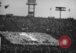 Image of Army Navy football game United States USA, 1949, second 39 stock footage video 65675062406
