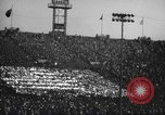 Image of Army Navy football game United States USA, 1949, second 46 stock footage video 65675062406