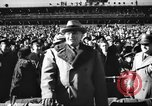 Image of Army Navy football game United States USA, 1949, second 59 stock footage video 65675062406