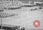 Image of Army Navy football game United States USA, 1949, second 1 stock footage video 65675062407