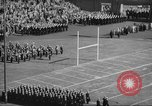 Image of Army Navy football game United States USA, 1949, second 3 stock footage video 65675062407