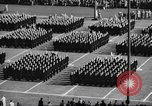 Image of Army Navy football game United States USA, 1949, second 13 stock footage video 65675062407