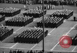 Image of Army Navy football game United States USA, 1949, second 15 stock footage video 65675062407