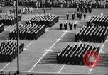 Image of Army Navy football game United States USA, 1949, second 17 stock footage video 65675062407
