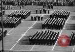 Image of Army Navy football game United States USA, 1949, second 18 stock footage video 65675062407