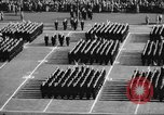 Image of Army Navy football game United States USA, 1949, second 19 stock footage video 65675062407