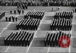 Image of Army Navy football game United States USA, 1949, second 21 stock footage video 65675062407