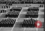 Image of Army Navy football game United States USA, 1949, second 22 stock footage video 65675062407