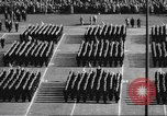 Image of Army Navy football game United States USA, 1949, second 23 stock footage video 65675062407