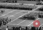 Image of Army Navy football game United States USA, 1949, second 43 stock footage video 65675062407