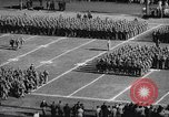 Image of Army Navy football game United States USA, 1949, second 44 stock footage video 65675062407