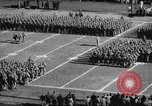 Image of Army Navy football game United States USA, 1949, second 45 stock footage video 65675062407