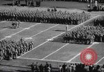 Image of Army Navy football game United States USA, 1949, second 46 stock footage video 65675062407