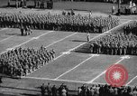 Image of Army Navy football game United States USA, 1949, second 51 stock footage video 65675062407