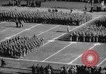 Image of Army Navy football game United States USA, 1949, second 52 stock footage video 65675062407