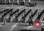 Image of Army Navy football game United States USA, 1949, second 58 stock footage video 65675062407