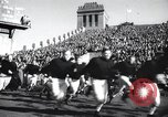 Image of Army Navy football game United States USA, 1949, second 4 stock footage video 65675062408