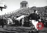 Image of Army Navy football game United States USA, 1949, second 7 stock footage video 65675062408