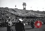 Image of Army Navy football game United States USA, 1949, second 8 stock footage video 65675062408