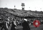 Image of Army Navy football game United States USA, 1949, second 9 stock footage video 65675062408