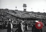 Image of Army Navy football game United States USA, 1949, second 10 stock footage video 65675062408