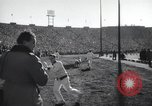 Image of Army Navy football game United States USA, 1949, second 14 stock footage video 65675062408