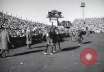 Image of Army Navy football game United States USA, 1949, second 24 stock footage video 65675062408