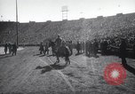 Image of Army Navy football game United States USA, 1949, second 28 stock footage video 65675062408